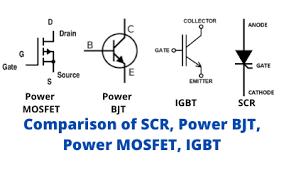 انواع ترانزیستورهای IGBT-FET-BJT به زبان ساده + مثال تصویری