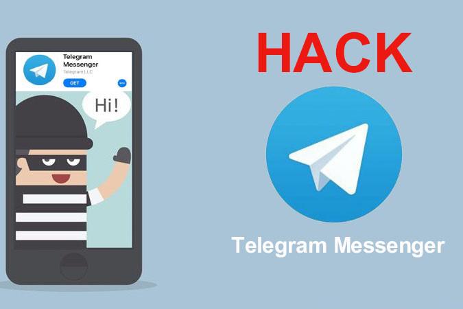 سورس ربات هک تلگرام (فیک)