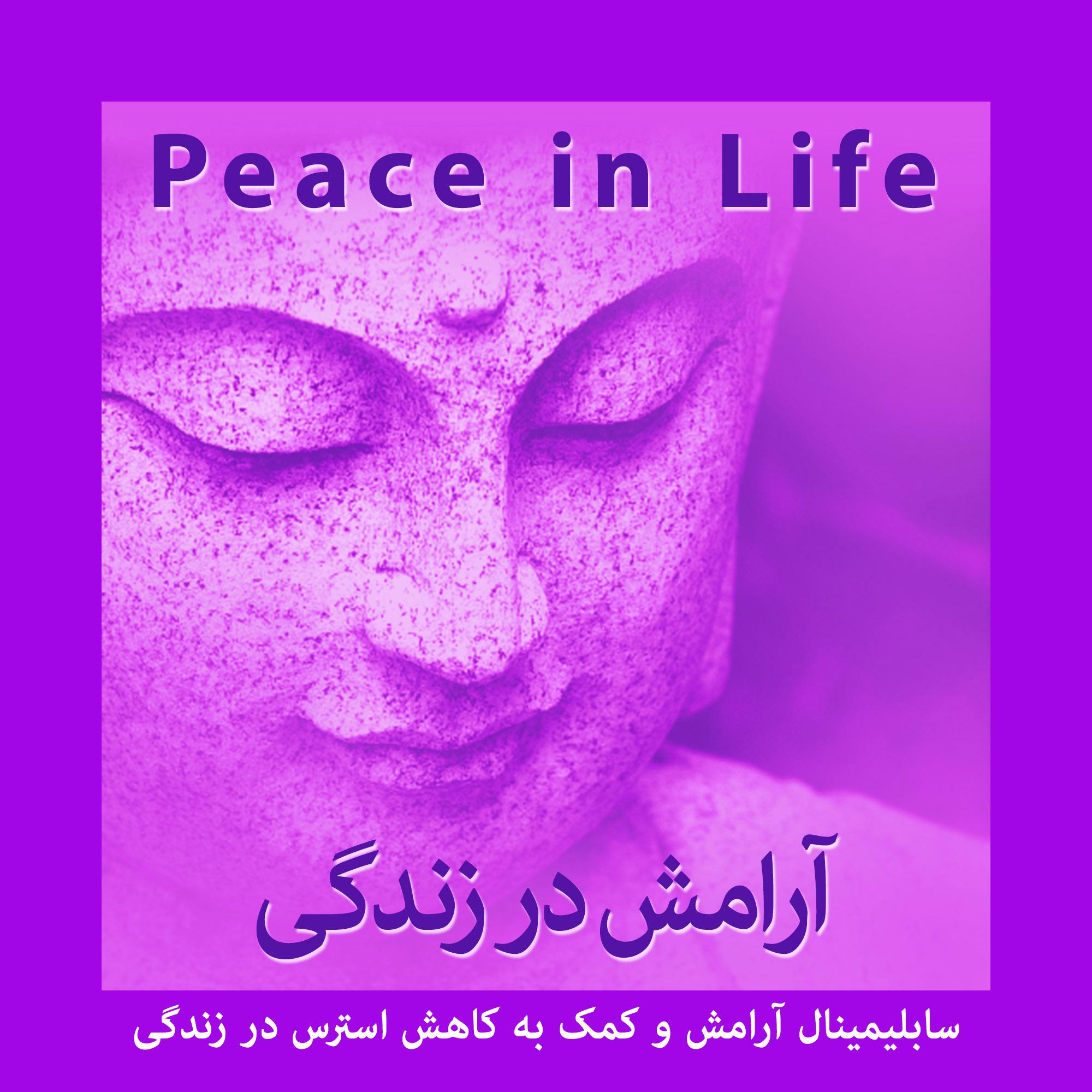 سابلیمینال آرامش در زندگی