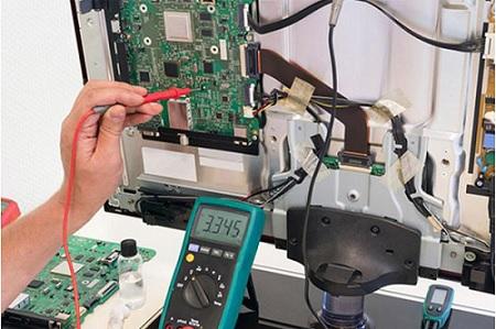 آموزش تعمیر تلویزیون + جزوه آموزشی مانیتور LCD مدل L1510T
