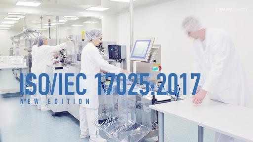 کلیه فرم های مربوط به استاندارد 17025 ویرایش 2017