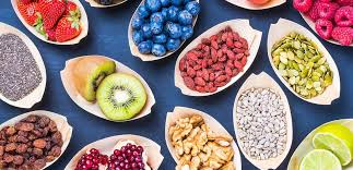 نیروهای شفابخش غذاهای آنتی اکسیدانی
