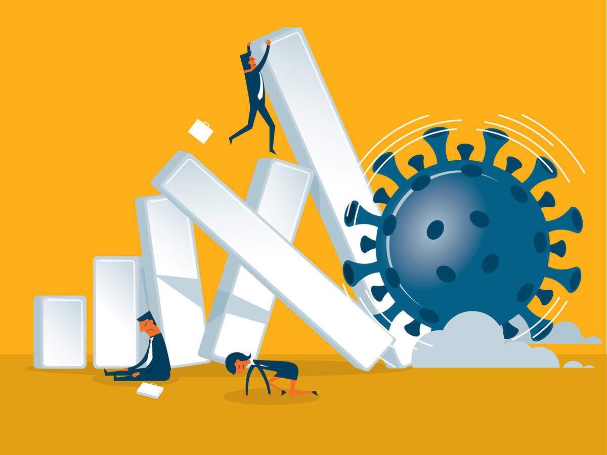 پی دی اف مقاله تاثیرات و پیامد های کرونا بر روی مدیریت مالی